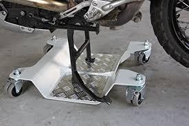 pedana sposta moto pedana carrello sposta moto accosta moto per maximoto speciale