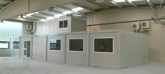 bureau modulaire interieur ocebloc construction modulaires
