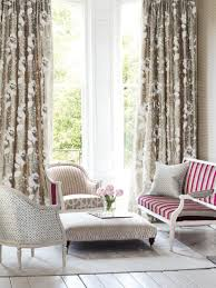 interior window treatment ideas for living room with fresh