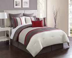 red bedding sets king size spillo caves