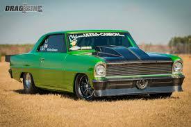 chevy vega green mickey tessneer u0027s u0027green reaper u0027 leaf spring chevy nova dragzine
