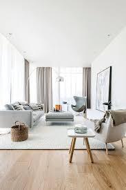 contemporary interior design in fusion style blending scandinavian