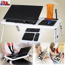 ordinateur portable de bureau support pc portable lit achat vente pas cher