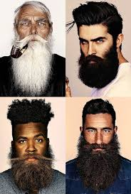how to measure your beard length the right beard length for you fashionbeans