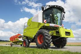 avero 240 160 combine harvester claas