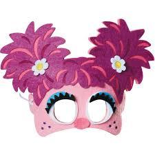 abby cadabby eye mask sesame street