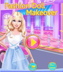 doll makeup games free