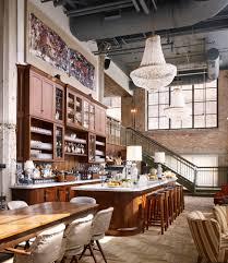 the allis chicago bar u0026 restaurant pinterest open shelves