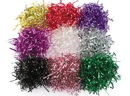 shredded mylar mylar packaging specialties