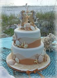 Cake Decorations Beach Theme - wedding cake decorations beach theme wedding accessories ideas