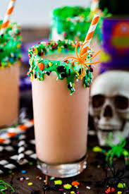 swamp potion halloween punch eazy peazy mealz