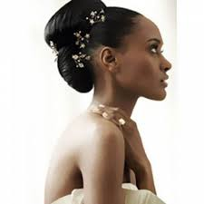 black wedding hairstyles for long hair inofashionstyle com