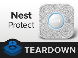 nest motion sensor light nest protect teardown ifixit