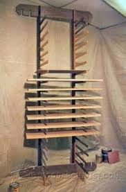 Cabinet Door Drying Rack Use A Clothes Drying Rack Debb Bates Made This To Dry Your
