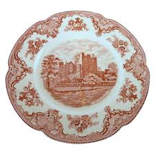 britain castles johnson brothers dinner plate from
