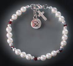 confirmation jewelry confirmation bracelet by susanserdargallery on etsy