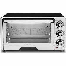 Walmart Toaster Oven Canada Cuisinart Custom Classic 6 Slice Toaster Oven Broiler Tob 40
