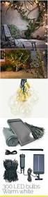 Solar String Lights For Gazebo by Best 25 Solar String Lights Ideas On Pinterest Solar Garden