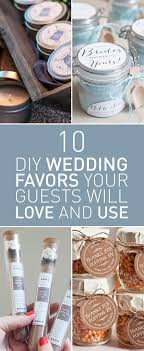 chagne wedding favors 10 diy wedding favors your guests will and use favors
