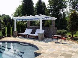 outdoor structures the backbone of the landscape hgtv