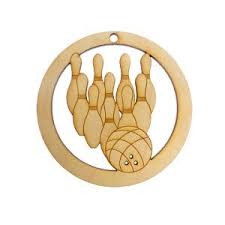 referee ornament palmetto engraving