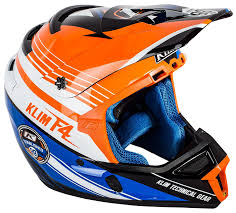orange motocross helmet amazon com klim ece men u0027s f4 motocross motorcycle helmet
