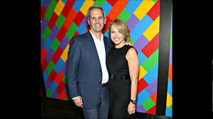 katie couric and her husband john molner youtube