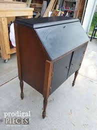 Antique Secretary Desk Value by Secretary Desk With English Cottage Style Prodigal Pieces