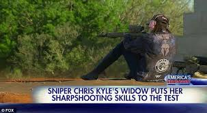 american sniper target black friday chris kyle u0027s wife taya beats nra u0027s bruce piatt at sniper shootout