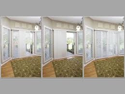 interior plantation blinds lowes door window blinds accordian