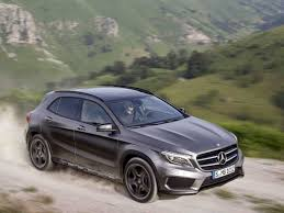 mercedes unveils gla compact suv business insider