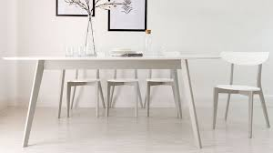 Dining Room Furniture Uk Modern Grey And White Extending Dining Table 8 Seater Uk