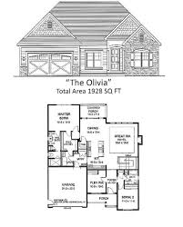 traditional home floor plans the olivia u2013 a distinguished first floor traditional home tomax