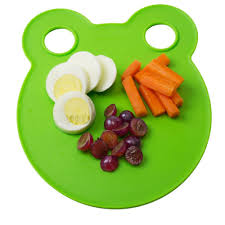 cutting board plates architec kids cutting board plates green blue at bekah kate s