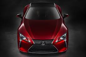 lexus rx 2018 redesign 15 things you didn u0027t know about the 2018 lexus lc 500
