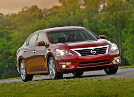 nissan altima us news nissan recalls more than 1 million cars for airbag sensors u2013 news