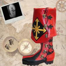 tattoo inspired captain morgan boot son of sandlar