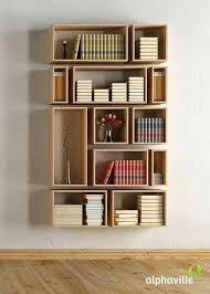 Hanging Wall Bookshelves by Best 10 Wall Boxes Ideas On Pinterest Shadow Box Shelves