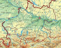 Austria Map Map Of Upper Austria Full Size