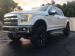 Ford F150 Trucks Lifted - 2015 ford f150 fx4 lariat lifted truck custom upgrades raptor