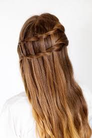 hair style in long hair best 25 waterfall twist ideas on pinterest how to braid hair