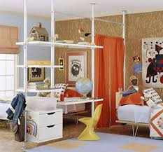 Curtain Room Divider Ideas Beautiful Popular Kids Room Divider Ideas For Hall Kitchen