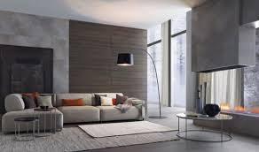 canape design gris decoration meubles design salon canapé angle gris style moderne