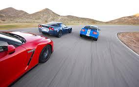 gtr or corvette 2011 chevrolet corvette z06 vs 2011 ford shelby gt500 vs 2012