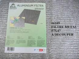 filtre pour hotte de cuisine accessoires de ventilation de cuisine tous les fournisseurs