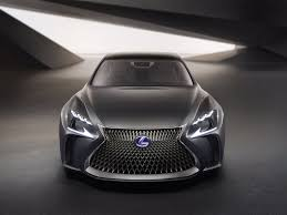 lexus financial careers lexus hydrogen power concept car at detroit auto show business