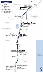 Seattle Light Rail Hours A Closer Look At Lynnwood Link Light Rail The Urbanist