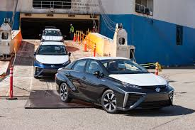 toyotas new car to buy toyota u0027s new hydrogen car you u0027ll need to pass an interview