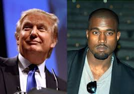 Kayne West Meme - which is funnier video of donald trump vs kanye west meme jump in