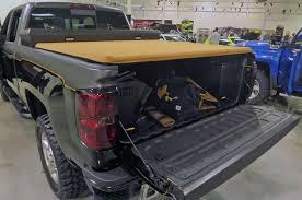 Chevy Silverado Truck Bed Accessories - chevrolet silverado hd carhartt revealed before sema motor trend